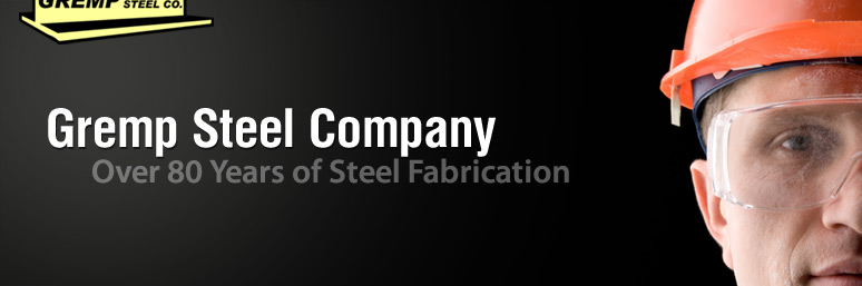 Welcome to Gremp Steel Company
