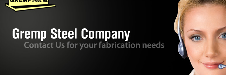 Gremp Steel Company- Contact Us